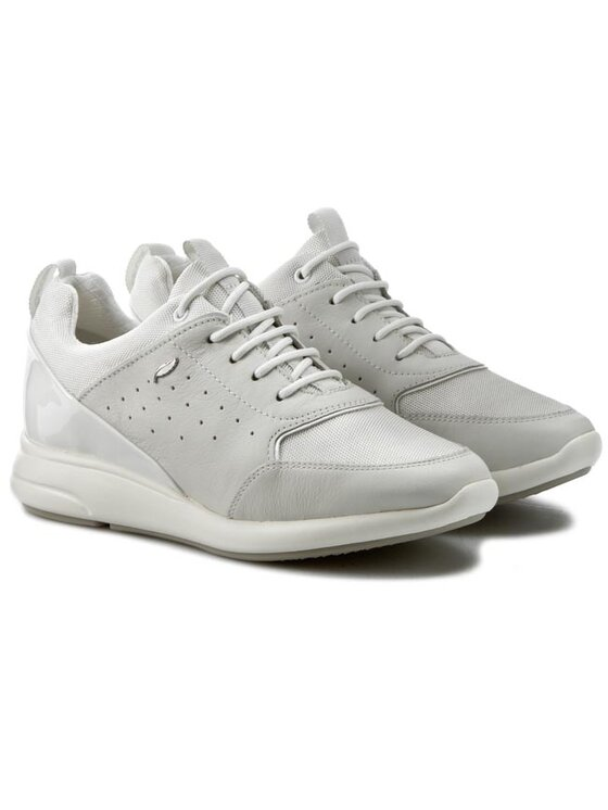 Geox Geox Sneakers D Ophira B D621CB 08514 C1352 Weiß