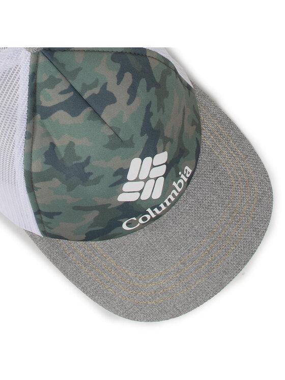 Columbia Columbia Czapka z daszkiem Mesh Hat II CL2273 Zielony