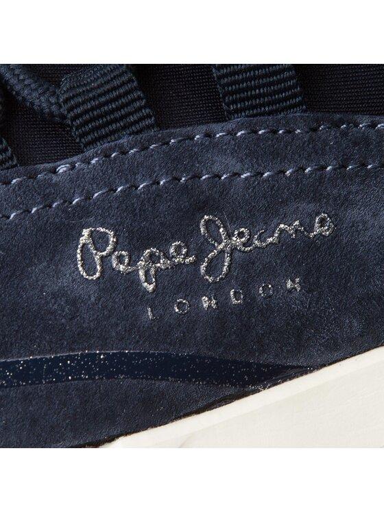 Pepe Jeans Pepe Jeans Αθλητικά Foster Light PLS30693 Σκούρο μπλε