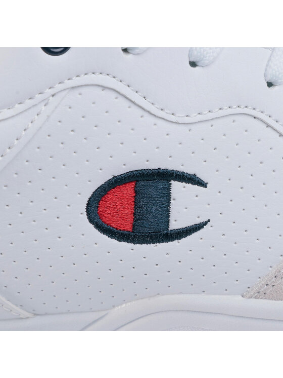 Champion Champion Sneakersy Toronto Men Low S21422-S20-WW001 Biały