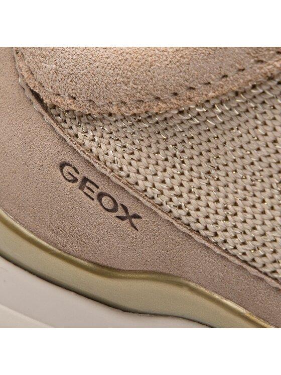 Geox Geox Sneakers D Sukie A D52F2A 0EW22 C5AH6 Bej