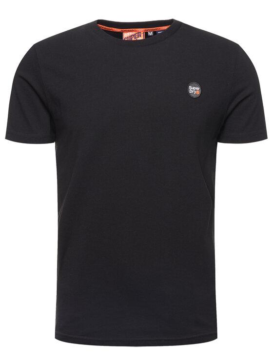 Superdry Superdry T-shirt M1000001A Nero Regular Fit