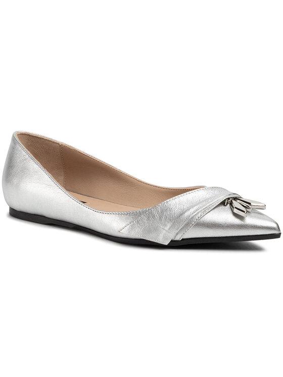 Balerini dama Patrizia Pepe 2V9321/A5M6-S298 argintii