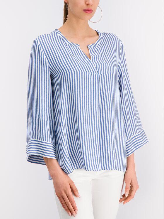 Marella Marella Bluză Agito 31112492 Albastru Regular Fit