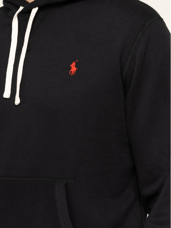 Polo Ralph Lauren Polo Ralph Lauren Bluza 710766778008 Czarny Regular Fit