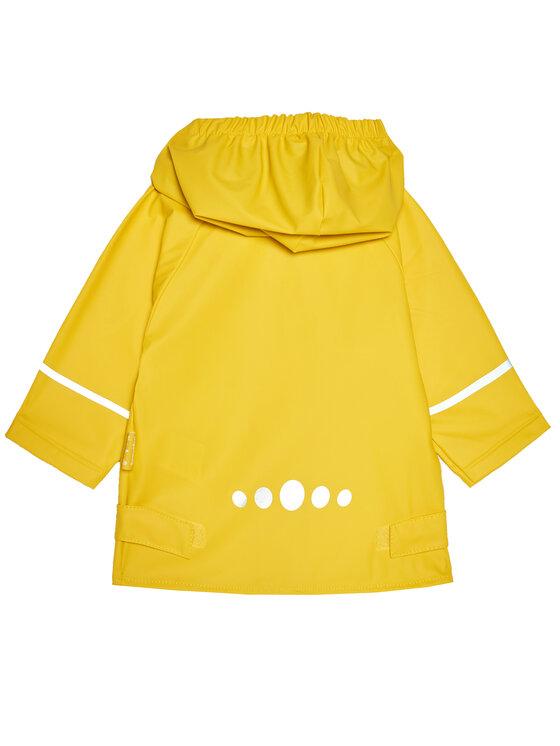 Playshoes Playshoes Kurtka przeciwdeszczowa 408638 D Żółty Regular Fit