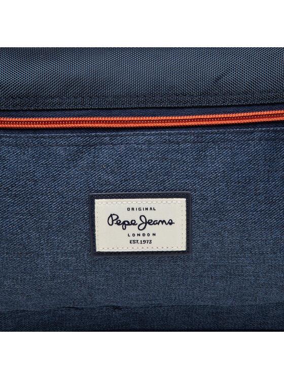 Pepe Jeans Pepe Jeans Plecak Mochila 42cm Pjl Paul 6322361 Granatowy