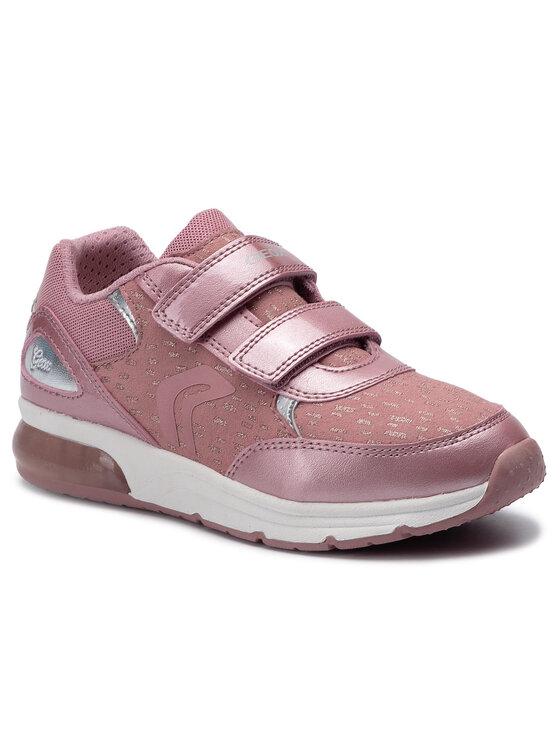 Geox Geox Sneakers J Spaceclub G.B J948VB 0DHAJ C8056 D Rosa