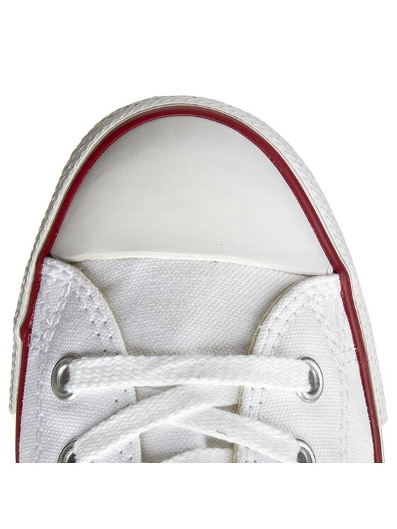Converse Converse Кецове Ct Dainty Ox 537204C Бял