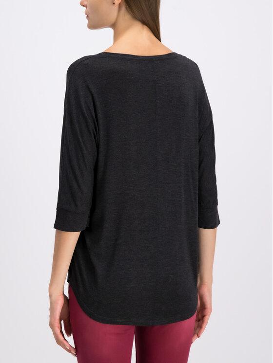 Desigual Desigual Блуза 19WWTK65 Черен Regular Fit