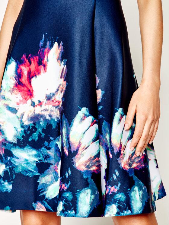 DKNY DKNY Sukienka codzienna DD0AS449 Granatowy Regular Fit