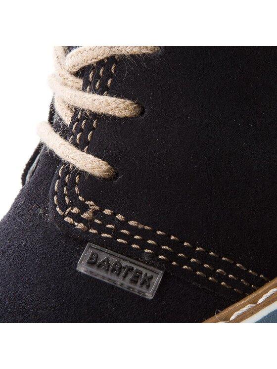 Bartek Bartek Μποτίνια 81852-3/V38 Σκούρο μπλε