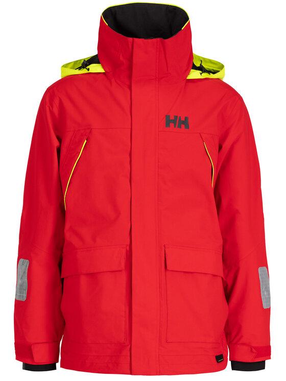 Helly Hansen Helly Hansen Geacă de ploaie Pier 33872 Roșu Regular Fit