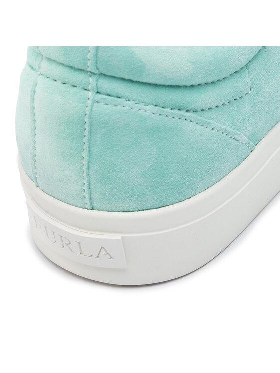 Furla Furla Sneakersy Kurt 1022740 S YB95 S86 Zelená