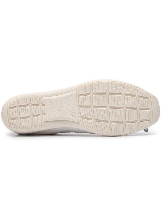 Caprice Caprice Μπαλαρίνες 9-22106-22 Λευκό