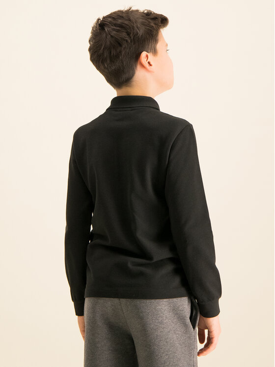 Lacoste Lacoste Polokošeľa PJ8915 Čierna Regular Fit