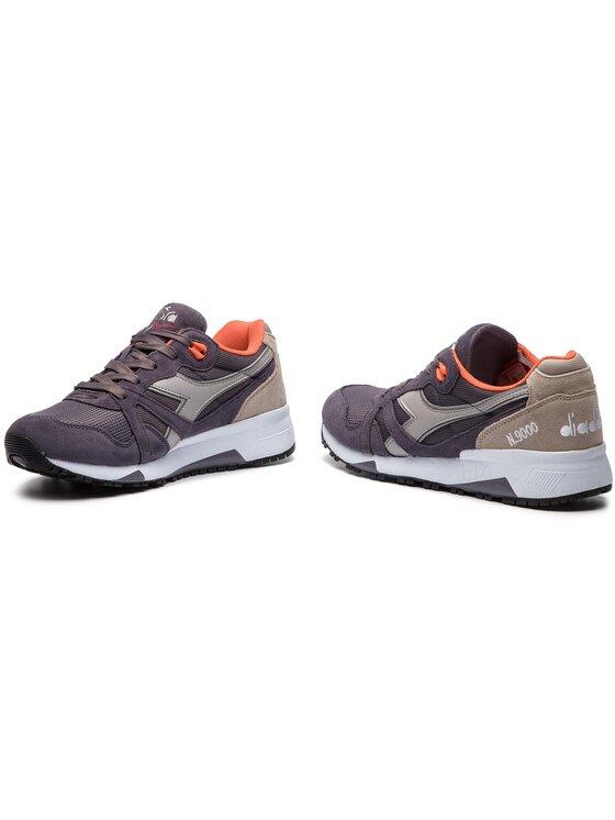 Diadora Diadora Sneakersy N9000 III D501.171853 01 C7738 Šedá