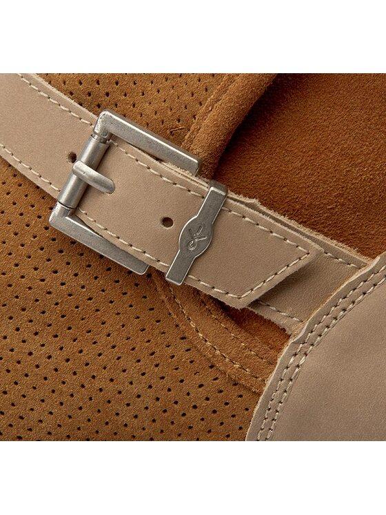 EMU Australia EMU Australia Členková obuv Lorne W11175 Hnedá