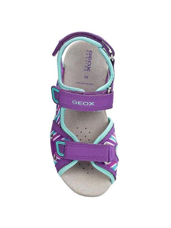 Geox Geox Сандали J S. Roxanne B J52D9B 05014C 8123 Виолетов