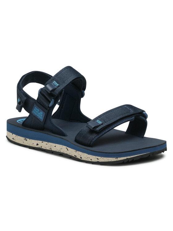 Jack Wolfskin Basutės Outfresh Deluxe Sandal M 4039431 Tamsiai mėlyna