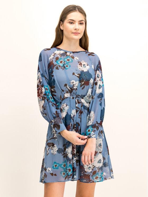 iBlues Kasdieninė suknelė 72262096 Mėlyna Regular Fit
