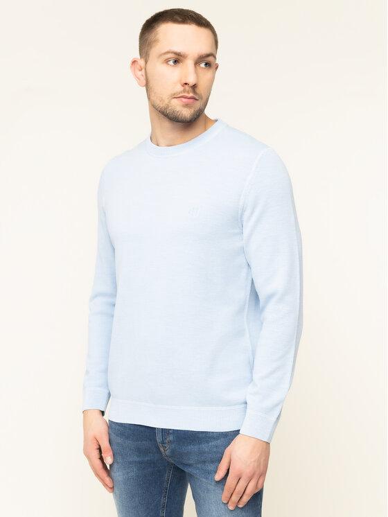 Marc O'Polo Marc O'Polo Pullover 021 5004 60134 Blau Regular Fit