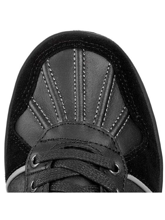 Tommy Hilfiger Tommy Hilfiger Κλειστά παπούτσια Cooper 18C FB56817974 Μαύρο