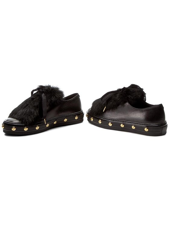 Baldinini Baldinini Sneakersy 848014TNGLA00R Čierna