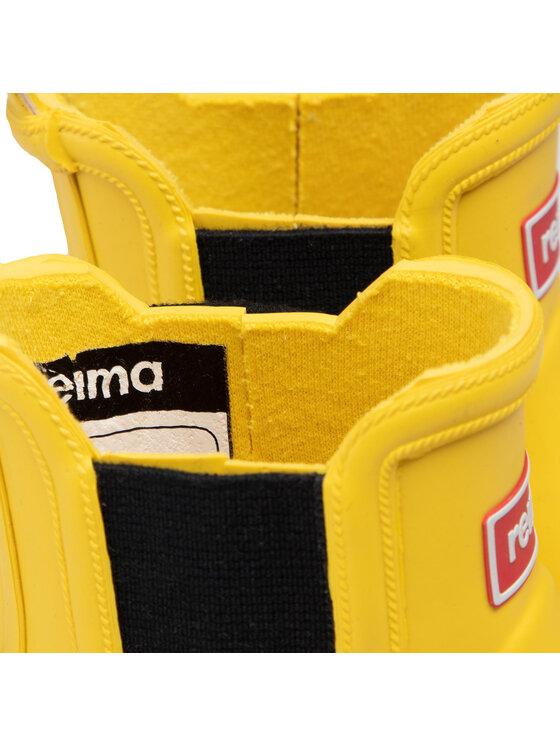 Reima Reima Kalosze Ankles 569399 Żółty