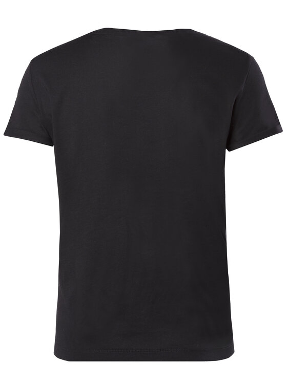 Guess Guess T-Shirt W92I67 JA900 Μαύρο Regular Fit