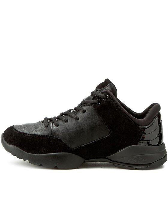 Geox Geox Обувки D Sfinge A D642NA 08521 C9999 Черен