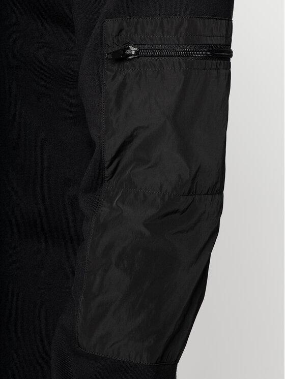 Trussardi Jeans Trussardi Jeans Felpa 52F00102 Nero Regular Fit