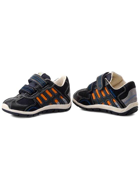 Geox Geox Κλειστά παπούτσια B.Shaax B.C B5232C 04314 C0820 M Σκούρο μπλε