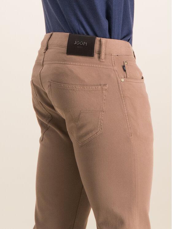 Joop! Jeans Joop! Jeans Παντελόνι υφασμάτινο 30018283 Καφέ Modern Fit