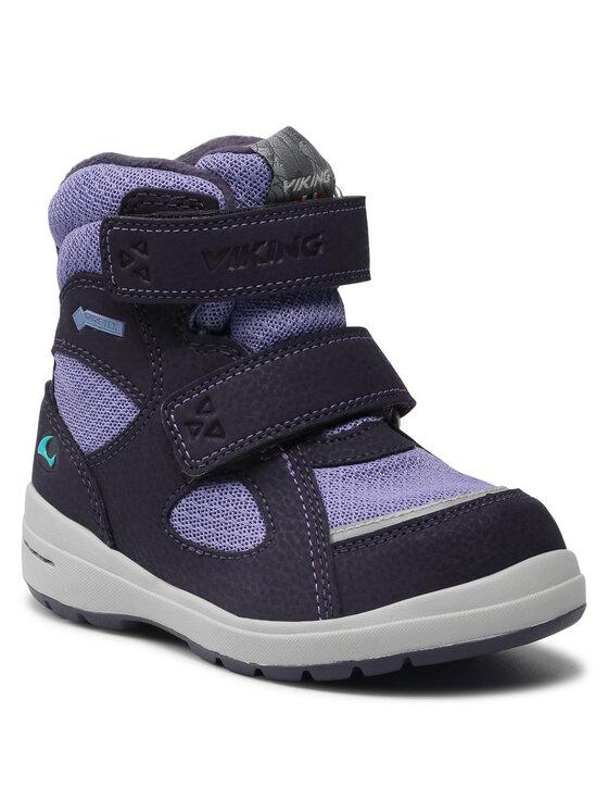 Viking Sniego batai Ondur Gtx GORE-TEX 3-86000-8316 Violetinė