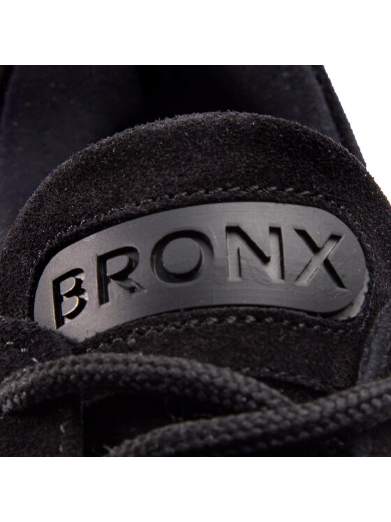 Bronx Bronx Sneakersy BjaxstarX 66212-CT 01 Čierna
