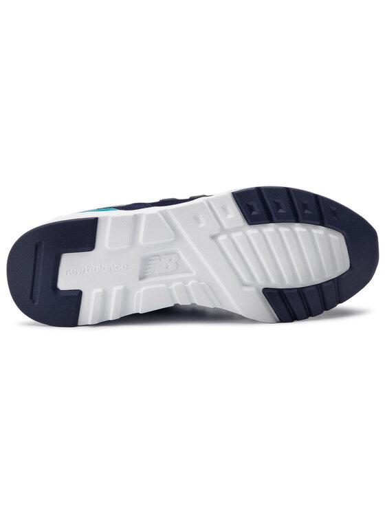 New Balance New Balance Sneakers CM997HCT Bleu marine