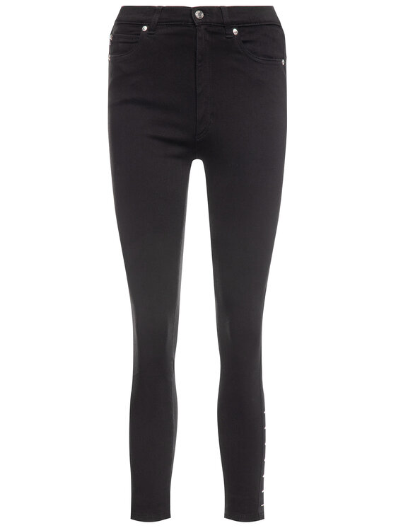 Hugo Hugo Jeans 50413379 Nero Skinny Fit