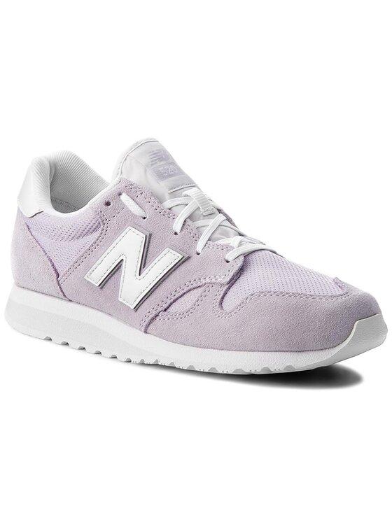 New Balance New Balance Sneakersy WL520LL Fialová