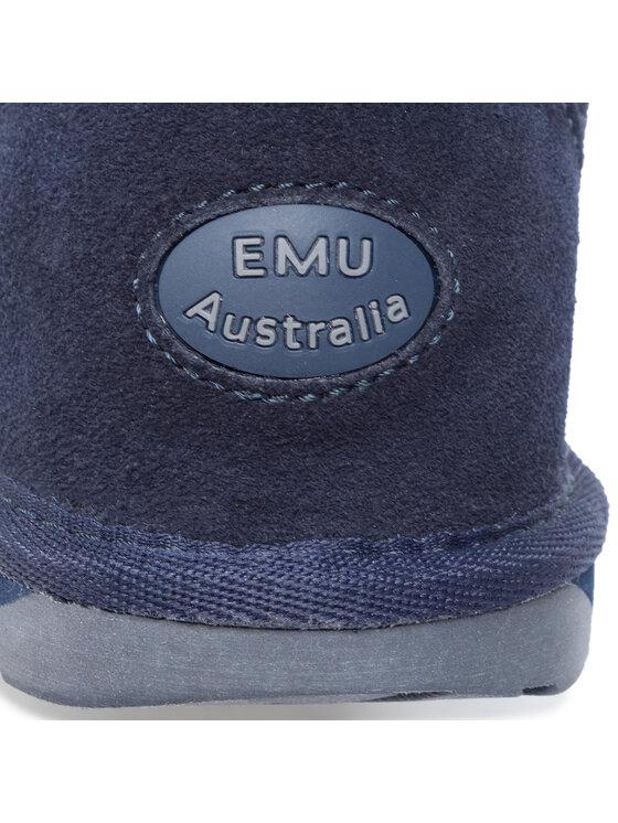 EMU Australia EMU Australia Pantofi Wallaby Mini K10103 Bleumarin