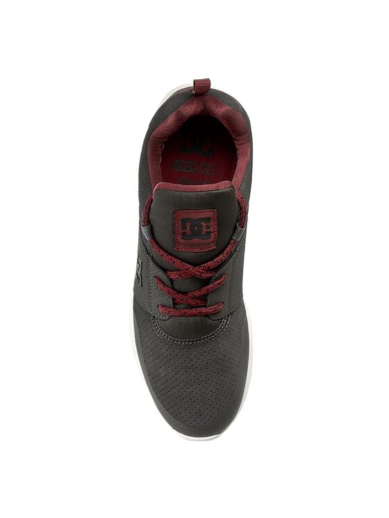 DC DC Sneakers Heathrow Prestige ADYS700084 Grau