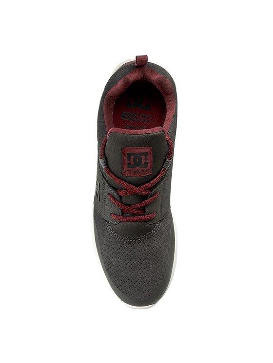 DC DC Sneakersy Heathrow Prestige ADYS700084 Sivá