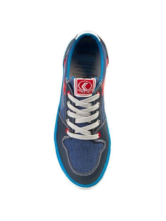Geox Geox Chaussures basses J Kiwi B.F J42A7F 01054 C4231 Bleu