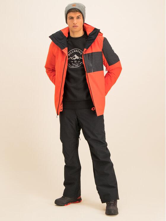 Quiksilver Quiksilver Giacca da sci Mission Plus EQYTJ03215 Arancione Slim Fit