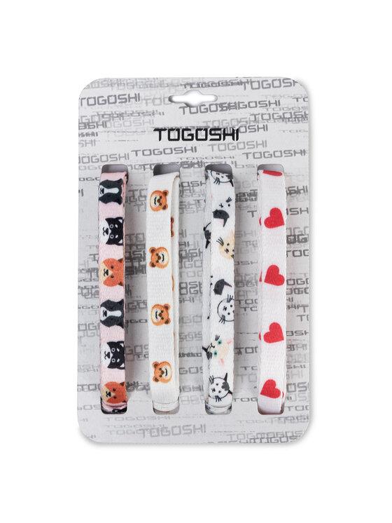Togoshi Batų raištelių komplektas TG-LACES-120-4-WOMEN-005 Spalvota
