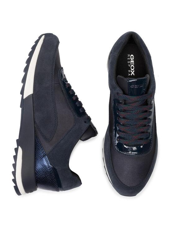 Geox Geox Sneakers D Aneko B Abx A D943FA 022GH C4002 Bleu marine