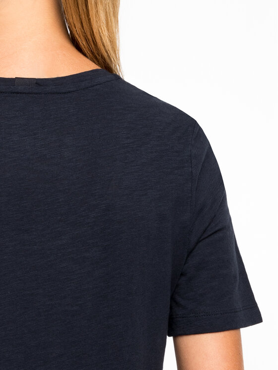 Marc O'Polo Marc O'Polo T-Shirt 907 2155 51393 Σκούρο μπλε Regular Fit