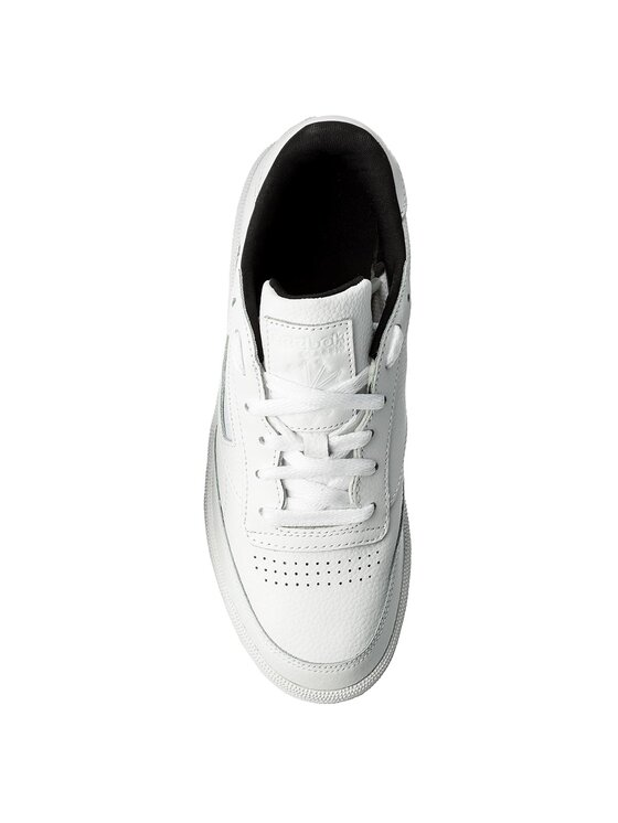 Reebok Reebok Παπούτσια Club C 85 Pebble CM9805 Λευκό