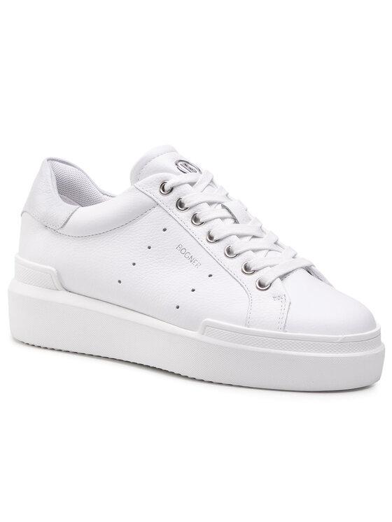 Bogner Laisvalaikio batai Hollywood 22120105010 1B Balta