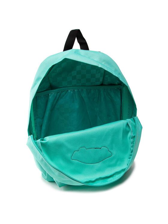 Vans Vans Plecak Realm Bacpack VN0A3UI6Z6R1 Zielony